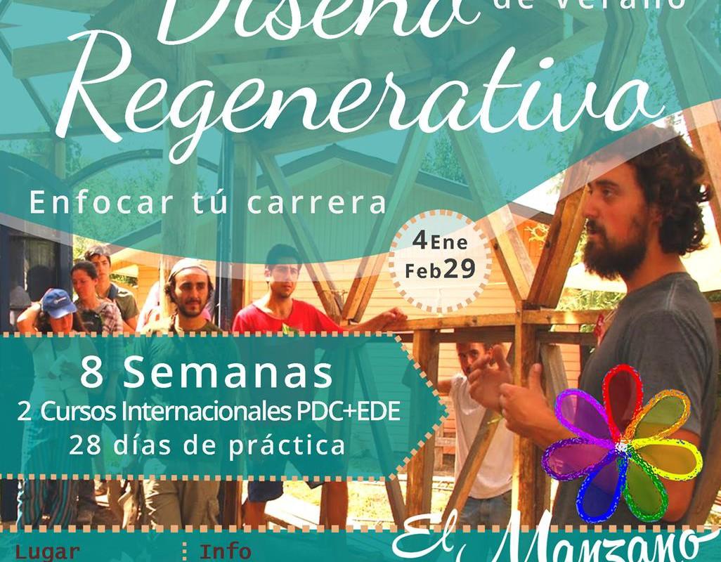 Internado Diseno Regenerativo El Manzano