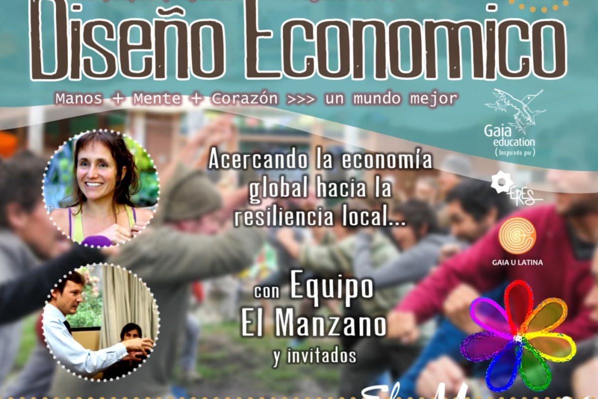 Modulo Economico ecovillage permaculture chile small