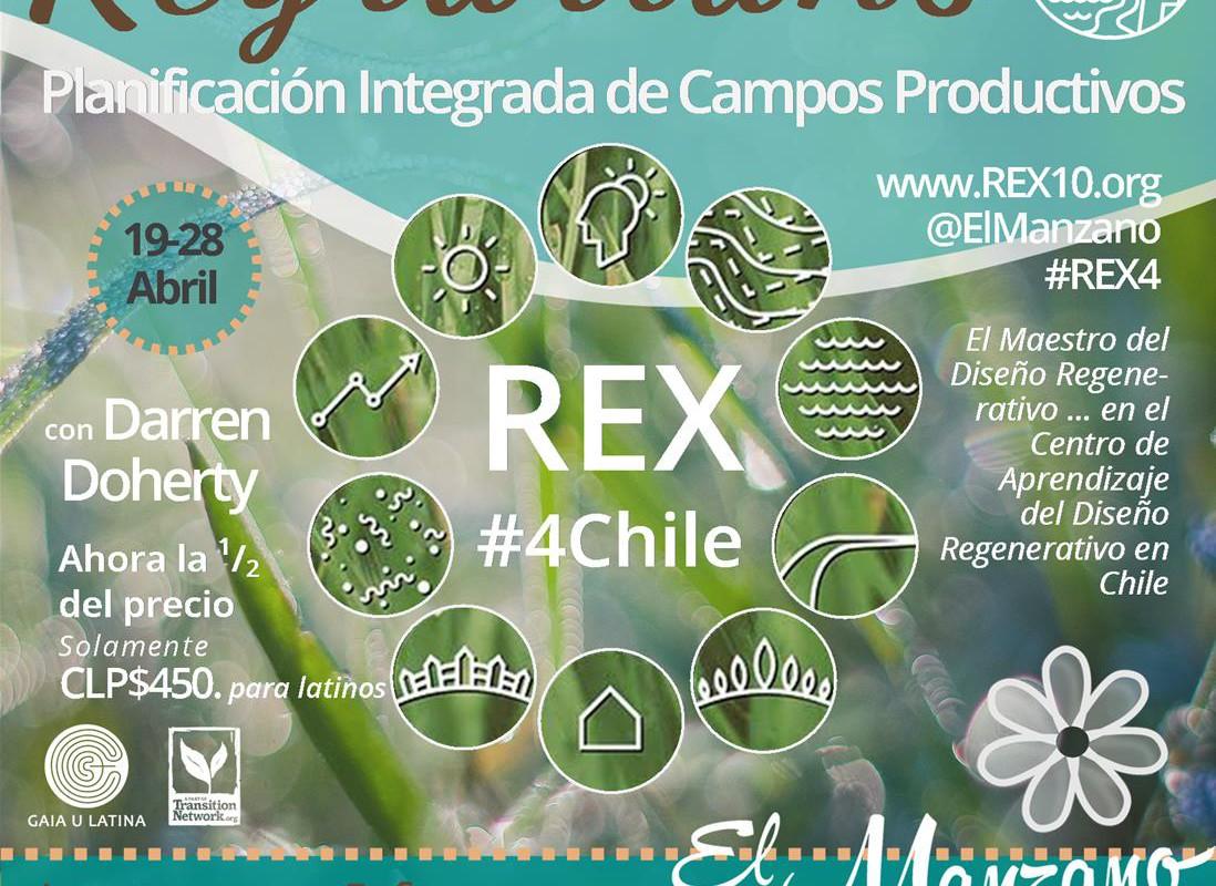 Regrarians Permacultura Organico Chile El Manzano Sustentable Diseno