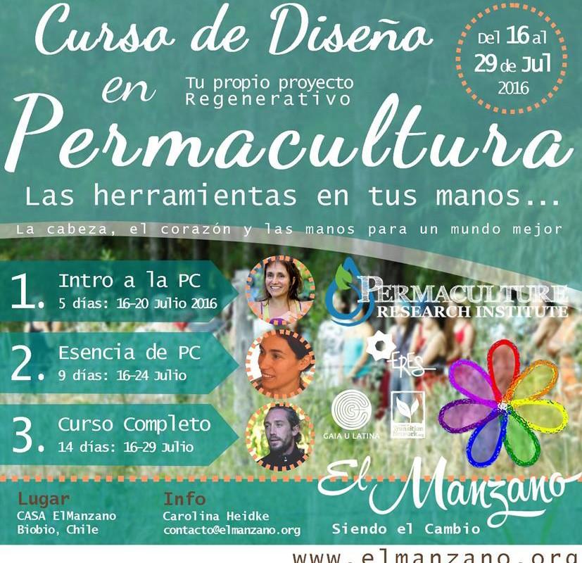 PDC Invierno 2016 elmanzano permacultura regen10 regrarians keyline diseno sustentable