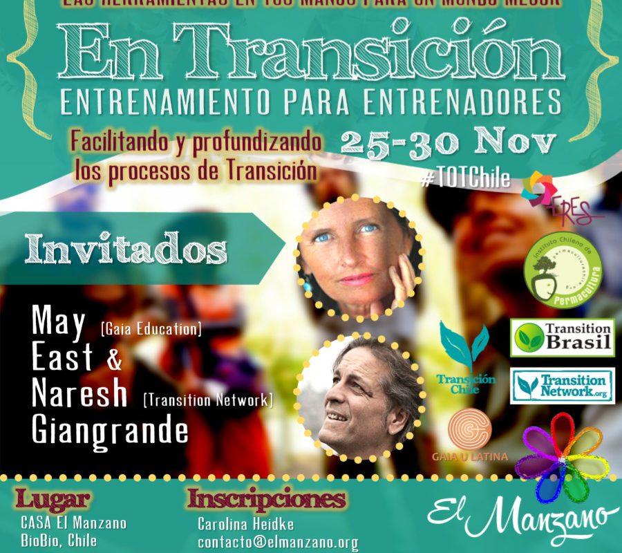 TOTChile transition permacultura ecoaldeas elmanzano