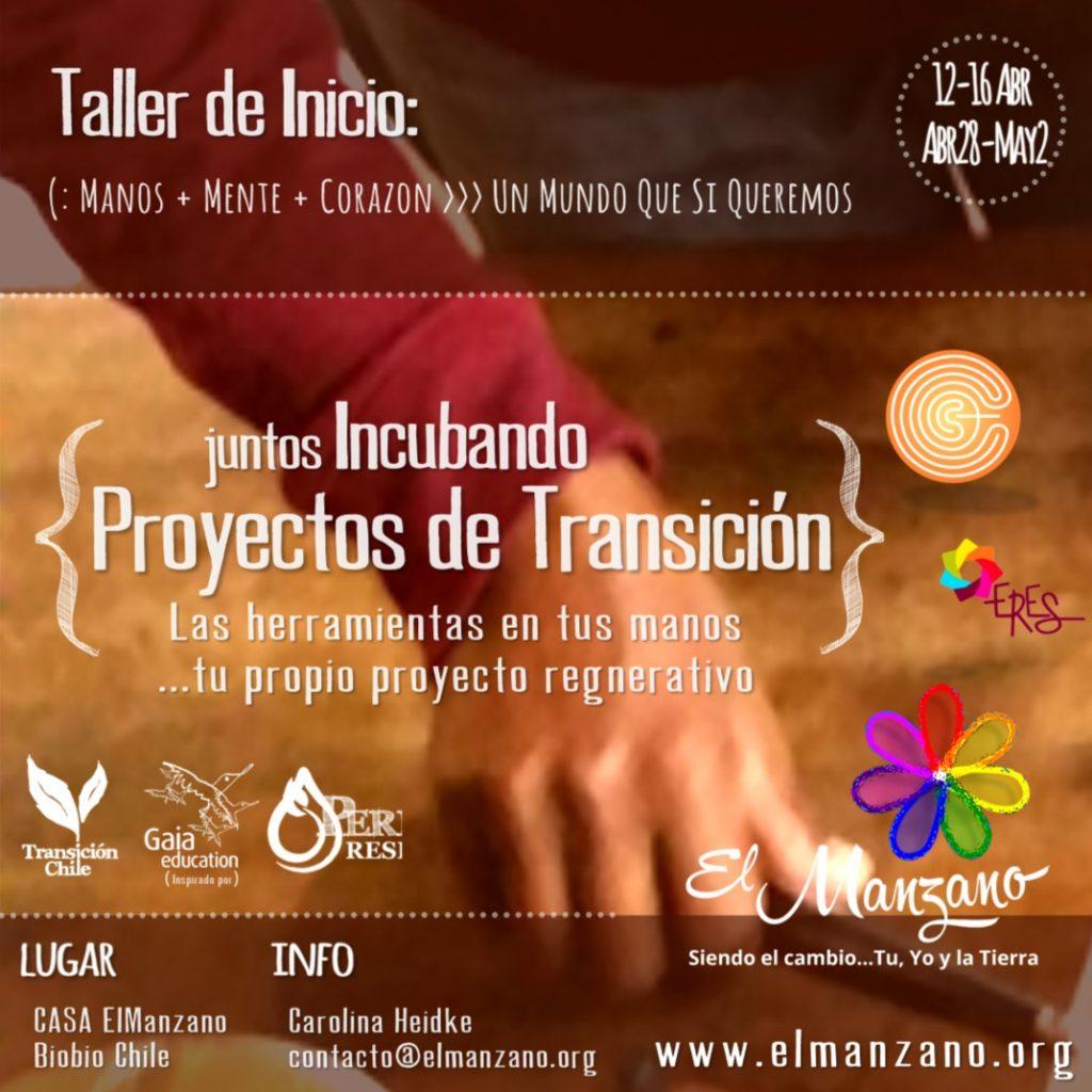 Incubu: Diseñando Proyectos de Transición