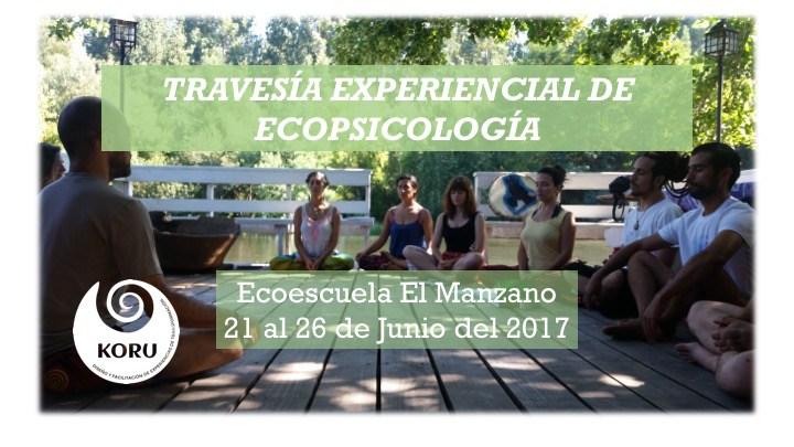 Taller: Travesía Experiencial de Ecopsicología - Koru